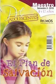 Preadolescentes (11-12 años). Maestro. Semestre 2 - 2019