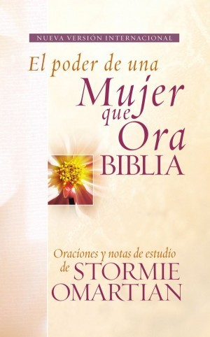 Biblia el poder de una mujer que ora. Tapa dura - NVI