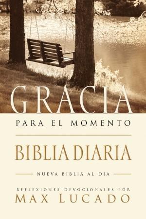 Biblia Gracia para el momento. Rústica - NBD
