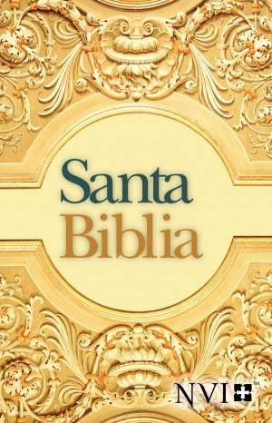Biblia evangelística. Rústica. Beige - NVI