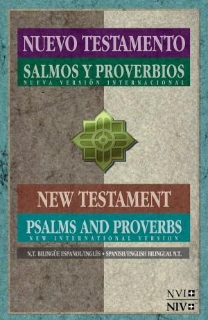 Nuevo Testamento bilingüe. Con Salmos y Proverbios. Rústica - NVI/NIV