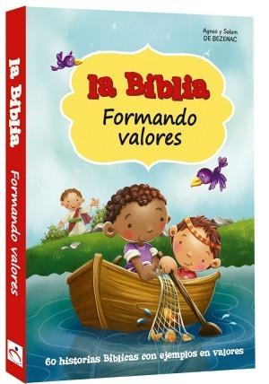 Biblia formando valores, La