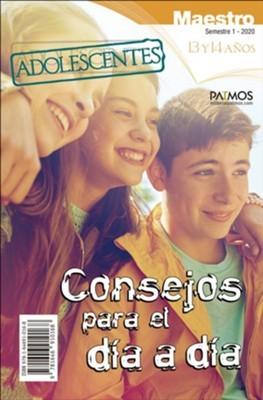 Adolescentes (13-14 años). Maestro. Semestre 1 - 2020