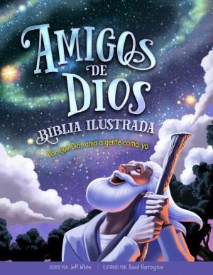 Biblia ilustrada Amigos de Dios