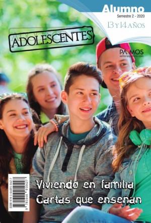 Adolescentes (13-14 años). Alumno. Semestre 2 - 2020