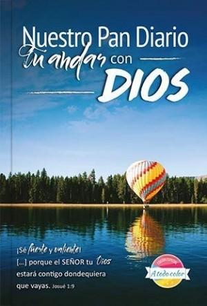 Nuestro Pan Diario - Tu andar con Dios
