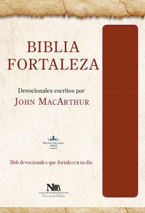Biblia Fortaleza. Imitación piel. Marrón - RVR60