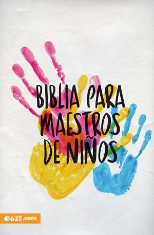Biblia para maestros de niños. Rústica - NBV