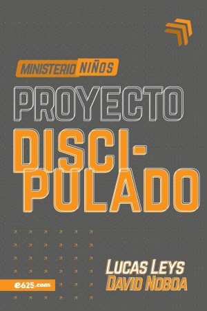 Proyecto discipulado - Ministerio niños