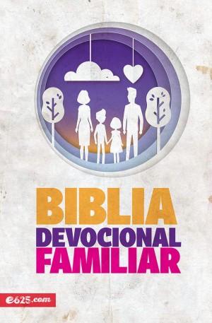 Biblia devocional familiar. Rústica - NBV