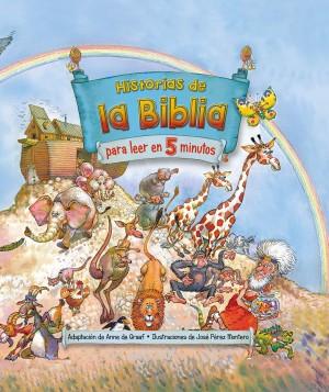 Historias de la Biblia para leer en 5 minutos