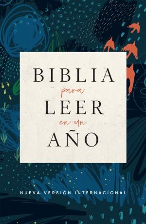Biblia para leer en un año. Rústica. Naturaleza 1 - NVI