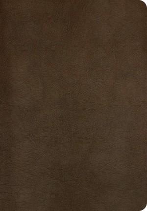 Biblia grande. Letra gigante. Piel especial. Marrón - NVI