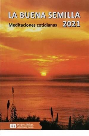 Calendario La Buena Semilla 2021 - Libro