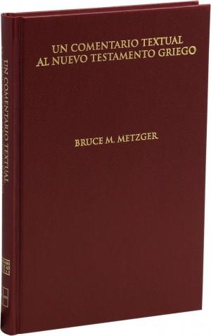 Un comentario textual al Nuevo Testamento griego