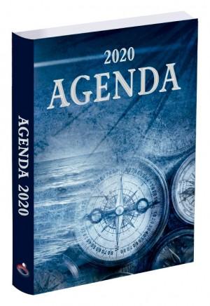 Agenda 2020. Vinilo. Brújula