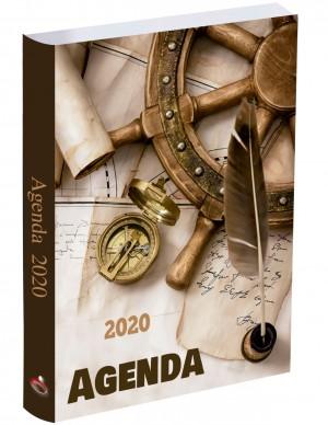 Agenda 2020. Vinilo. Timón