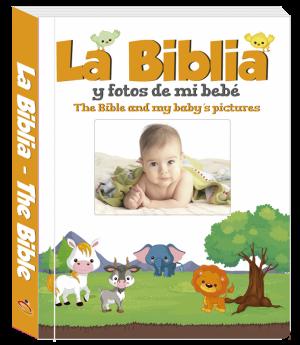 Biblia y fotos de mi bebé, La (bilingüe)