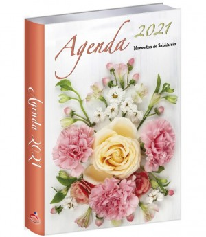 Agenda 2021. Vinilo. Bouquet
