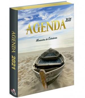 Agenda 2021. Vinilo. Barca