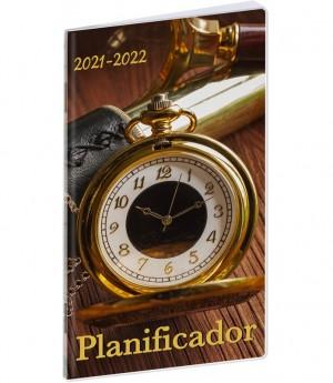 Planificador momentos de sabiduría 2021-2022. Rústica/funda plástico. Reloj