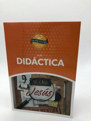 Detectives 9-12 Años. Profesor (Guía didactica) + CD. Año 2