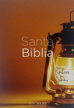 Biblia RVR2020. Rustica Flex. Lumbrera a mi camino