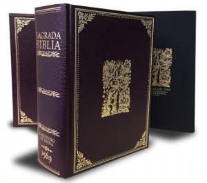 Biblia del Oso. Facsímil. Tapa dura - CR