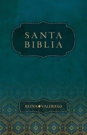 Biblia RVR063c. Imitación piel. Verde - RVR60