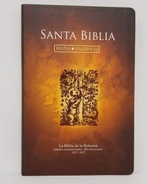 Biblia de la Reforma. Plástico - RVR60