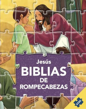Biblias de rompecabezas - Jesús
