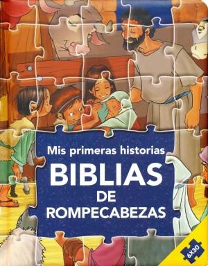 Biblias de rompecabezas - Mis primeras historias
