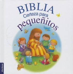 Biblia Certeza para pequeñitos