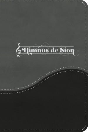 Himnario de Sión. 2 tonos. Negro/gris