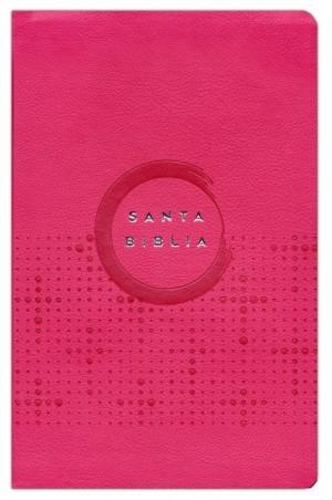 Biblia manual. Ultrafina. 2 tonos. Fucsia - NVI