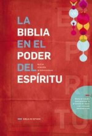 Biblia en el Poder del Espíritu Santo. Tapa dura - NVI