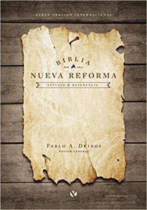 Biblia de estudio Nueva Reforma. Tapa dura - NVI