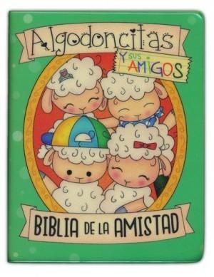 Biblia Algodoncitas. Plástico - RVR60