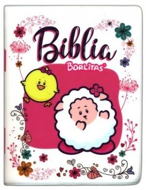 Biblia Borlitas. Plástico - RVR60